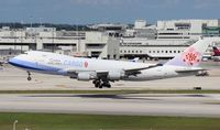 B-18716 @ MIA - China Airlines Cargo 747-400F