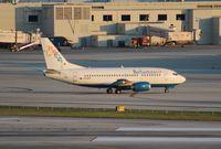 C6-BFE @ MIA - Bahamas Air 737-500