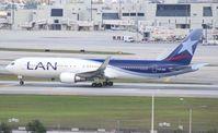 CC-BDD @ MIA - LAN (Chile) 767-300
