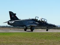 A27-33 @ YMAV - A27-33 returning after display with canopy open, at 2013 Australian International Airshow, Avalon
