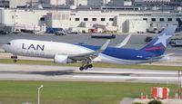 CC-CZZ @ MIA - LAN Cargo 767-300