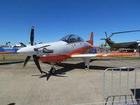 9110 @ YMAV - RoSAF PC-21 9110  at 2013 Australian International Airshow, Avalon