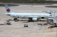 C-FDQV @ TPA - Air Canada A320