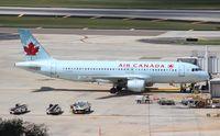 C-FFWM @ TPA - Air Canada A320