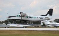 C-FMSK @ ORL - Cessna Caravan departing NBAA - by Florida Metal