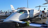 C-GJMM @ ORL - P-180 Avanti at NBAA - by Florida Metal