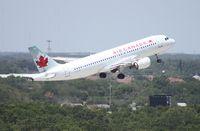 C-GJVT @ TPA - Air Canada A320