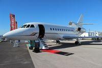 C-GLXC @ ORL - Falcon 900EX NBAA - by Florida Metal