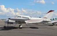 C-GMRW @ ORL - Cessna 310Q - by Florida Metal