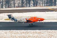D-CFME @ EDDR - Hawker Beechcraft Corp B300 - by Jerzy Maciaszek