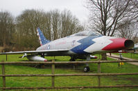 54-2196 @ 0000 - Preserved at the Norfolk and Suffolk Aviation Museum, Flixton. - by Graham Reeve