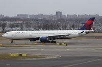 N809NW @ EHAM - Delta Air Lines - by Air-Micha