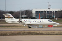 84-0140 @ AFW - USAF C-21A at Fort Worth Alliance Airport