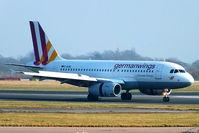 D-AGWC @ EGCC - Germanwings new colour scheme - by Chris Hall