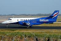 G-MAJA @ EGCC - Eastern Airways - by Chris Hall