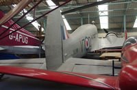 VL349 @ 0000 - Preserved at the Norfolk and Suffolk Aviation Museum, Flixton.