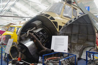 XN304 @ 0000 - Preserved at the Norfolk and Suffolk Aviation Museum, Flixton.
