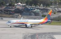 9Y-JMD @ KFLL - Boeing 737-800