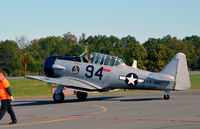 N796WM @ KCJR - Taxi - Culpeper Air Fest 2012 - by Ronald Barker