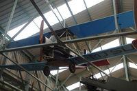 G-MJSU @ 0000 - Preserved at the Norfolk and Suffolk Aviation Museum, Flixton.