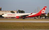 D-ABXC @ MIA - Air Berlin A330