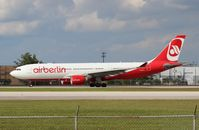 D-ALPJ @ MIA - Air Berlin A330