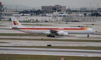 EC-LEV @ MIA - Iberia A340-600