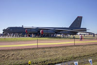 61-0012 @ YMAV - U.S. Air Force (61-0012) B-52H Stratofortress on display at the 2013 Avalon Airshow. - by YSWG-photography