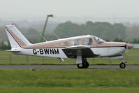 G-BWNM @ EGBP - At the Great Vintage Flying Weekend. Privately owned. - by Howard J Curtis