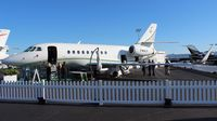 F-WWJV @ ORL - Falcon 2000S at NBAA - by Florida Metal
