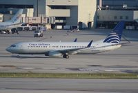 HP-1529CMP @ MIA - Copa 737-800