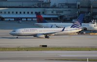 HP-1714CMP @ MIA - Copa 737-800