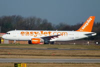 G-EZWA @ EGCC - easyJet - by Chris Hall