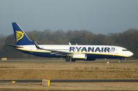 EI-DCI @ EGCC - Ryanair - by Chris Hall