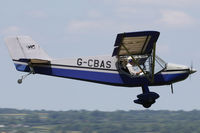 G-CBAS @ EGHA - Privately owned. - by Howard J Curtis