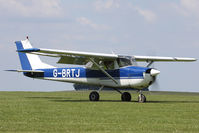 G-BRTJ @ EGHA - Privately owned. - by Howard J Curtis