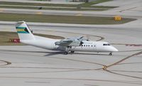 C6-BFJ @ KFLL - DHC-8-300 - by Mark Pasqualino