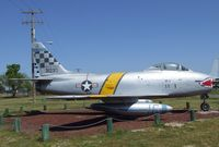 53-1230 - North American F-86H Sabre at the Castle Air Museum, Atwater CA - by Ingo Warnecke