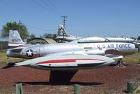 58-0629 - Lockheed T-33A at the Castle Air Museum, Atwater CA - by Ingo Warnecke