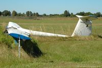 N1052G @ F13 - The remains of this aircraft at Shell Creek Airpark. - by Carl Byrne (Mervbhx)