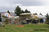 A84-207 @ NZWF - Wanaka Transport Museum - by Peter Lewis