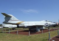 57-0412 - McDonnell F-101B Voodoo at the Castle Air Museum, Atwater CA
