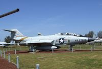57-0412 - McDonnell F-101B Voodoo at the Castle Air Museum, Atwater CA - by Ingo Warnecke