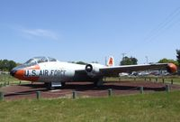 55-4253 - Martin EB-57E Canberra at the Castle Air Museum, Atwater CA