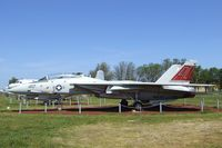 164601 - Grumman F-14D Tomcat at the Castle Air Museum, Atwater CA