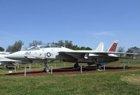 164601 - Grumman F-14D Tomcat at the Castle Air Museum, Atwater CA - by Ingo Warnecke
