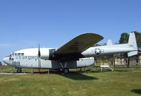 49-199 - Fairchild C-119C Flying Boxcar at the Castle Air Museum, Atwater CA
