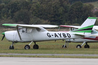 G-AYBD photo, click to enlarge