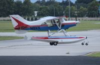 N9VX @ ORL - Maule M-7 Seaplane