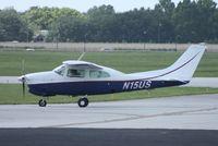 N15US @ ORL - Cessna 210L